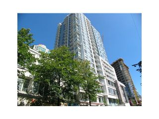 Photo 1: 1001 821 Cambie Street in Vancouver: Downtown VW Condo for sale (Vancouver West)  : MLS®# V1112304