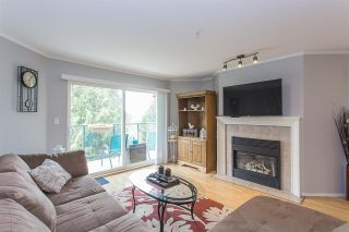 "Photo 3: 408 33708 KING Road in Abbotsford: Poplar Condo for sale in ""College Park Place"" : MLS®# R2195057"