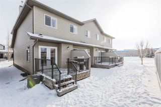 Photo 43: 37 9511 102 Ave: Morinville Townhouse for sale : MLS®# E4227386