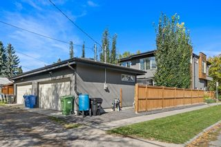 Photo 37: 1819 5 Street NW in Calgary: Mount Pleasant Semi Detached for sale : MLS®# A1147804