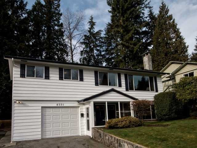 Main Photo: 4551 Hoskins Rd in North Vancouver: Lynn Valley House for sale : MLS®# V1102784