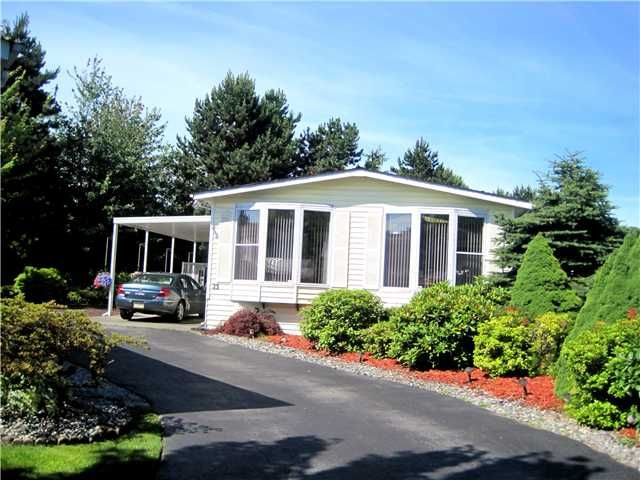 """Main Photo: 23 145 KING EDWARD Street in Coquitlam: Maillardville Manufactured Home for sale in """"MILL CREEK VILLAGE"""" : MLS®# V1072785"""