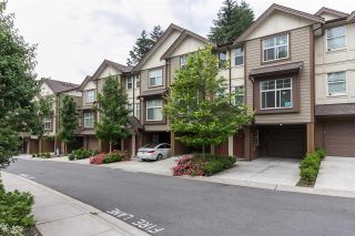 """Photo 1: 11 33860 MARSHALL Road in Abbotsford: Central Abbotsford Townhouse for sale in """"MARSHALL MEWS"""" : MLS®# R2075997"""