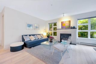 """Photo 4: 105 2161 W 12TH Avenue in Vancouver: Kitsilano Condo for sale in """"THE CARLINGS"""" (Vancouver West)  : MLS®# R2590728"""