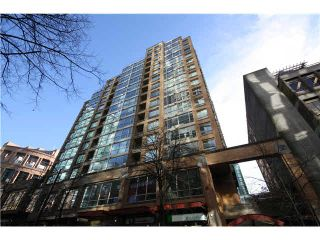 Photo 2: 1007 822 HOMER Street in Vancouver: Downtown VW Condo for sale (Vancouver West)  : MLS®# V1094967