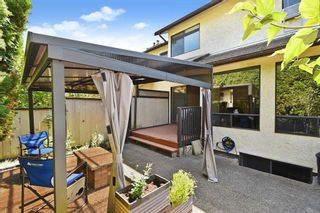 """Photo 26: B 33871 MARSHALL Road in Abbotsford: Central Abbotsford Townhouse for sale in """"MARSHALL HEIGHTS"""" : MLS®# R2605692"""