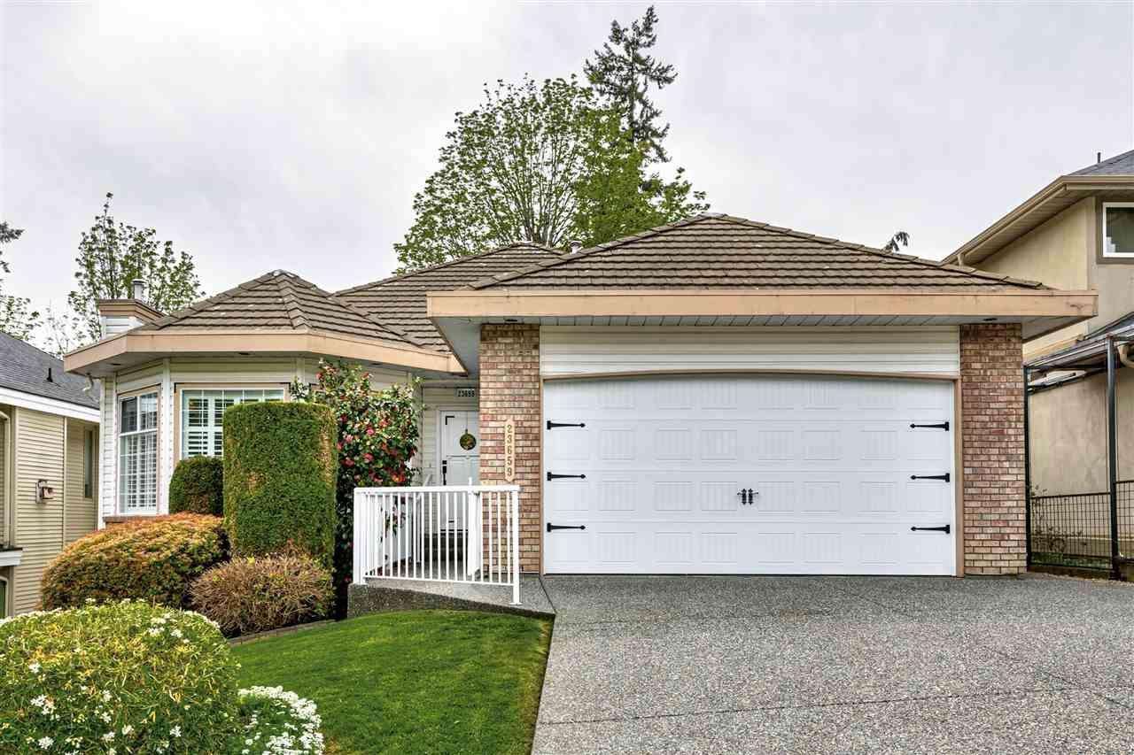 Main Photo: 23659 TAMARACK Lane in Maple Ridge: Albion House for sale : MLS®# R2575777
