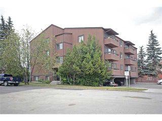 Photo 2: 203 1222 KENSINGTON Close NW in CALGARY: Hillhurst Condo for sale (Calgary)  : MLS®# C3629567
