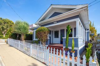 Photo 1: MISSION HILLS House for sale : 4 bedrooms : 1329 W. Spruce Street in San Diego