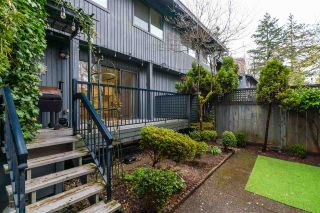 """Photo 35: 9106 WILTSHIRE Place in Burnaby: Government Road Townhouse for sale in """"Wiltshire Village"""" (Burnaby North)  : MLS®# R2564479"""