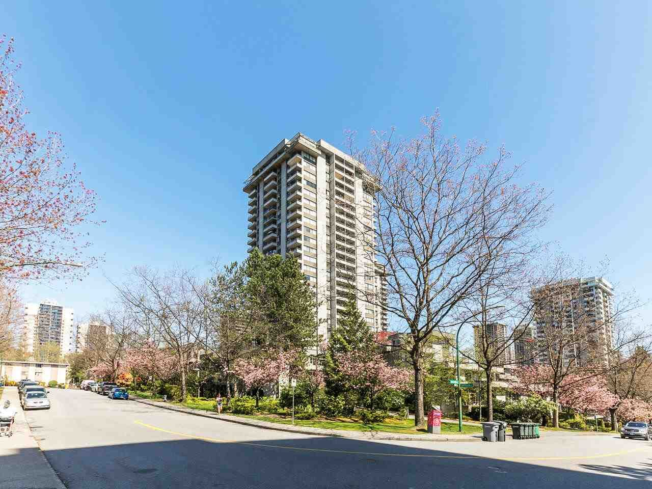 Main Photo: 1406 3980 CARRIGAN Court in Burnaby: Government Road Condo for sale (Burnaby North)  : MLS®# R2571360