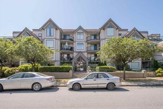 """Photo 1: 210 1650 GRANT Avenue in Port Coquitlam: Glenwood PQ Condo for sale in """"FORESTSIDE"""" : MLS®# R2599585"""