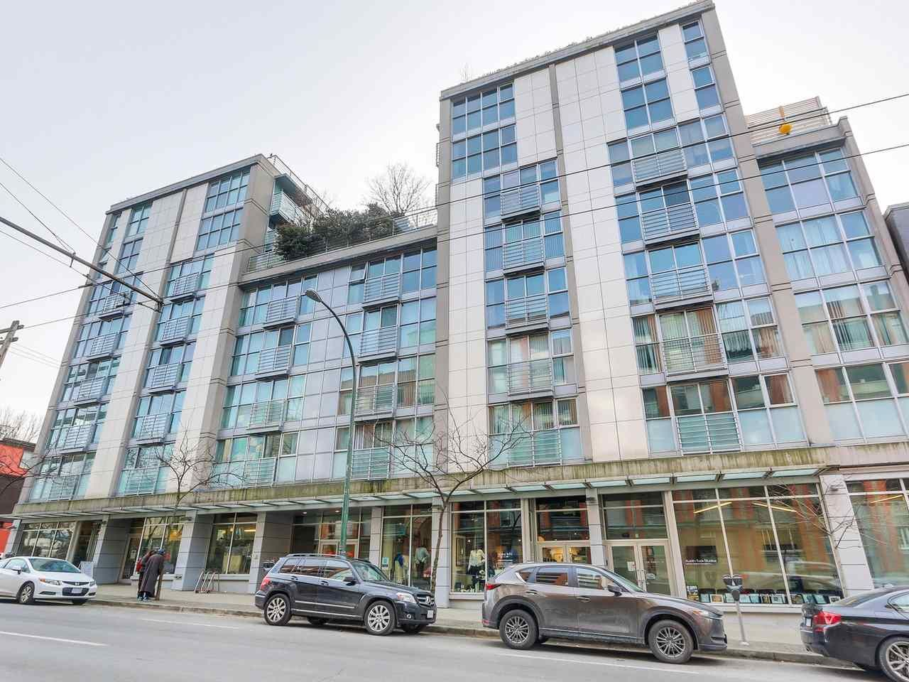 Main Photo: 217 168 POWELL Street in Vancouver: Downtown VE Condo for sale (Vancouver East)  : MLS®# R2386644