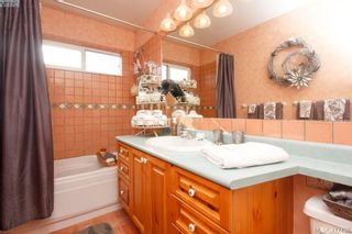Photo 14: 3 1740 Knight Ave in VICTORIA: SE Mt Tolmie Row/Townhouse for sale (Saanich East)  : MLS®# 828137