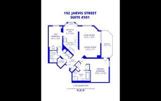 Photo 23: 301 192 Jarvis Street in Toronto: Church-Yonge Corridor Condo for sale (Toronto C08)  : MLS®# C5393752