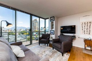 """Photo 11: 602 1633 W 10TH Avenue in Vancouver: Fairview VW Condo for sale in """"Hennessy House"""" (Vancouver West)  : MLS®# R2584131"""