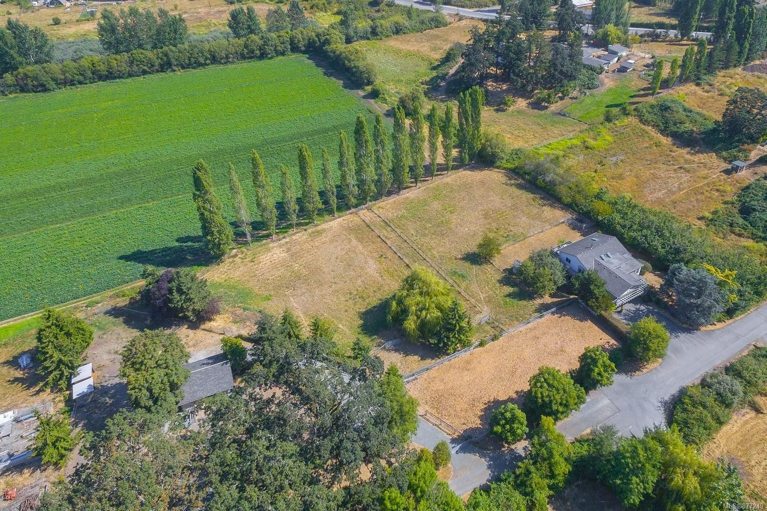 Main Photo: 1330 Roy Rd in : SW Interurban House for sale (Saanich West)  : MLS®# 877249