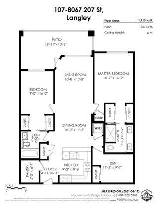 """Photo 29: 107 8067 207 Street in Langley: Willoughby Heights Condo for sale in """"Yorkson Creek - Parkside 1"""" : MLS®# R2584812"""