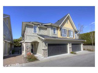 """Photo 2: 15 7171 STEVESTON Highway in Richmond: Broadmoor Townhouse for sale in """"CASSIS"""" : MLS®# V885405"""