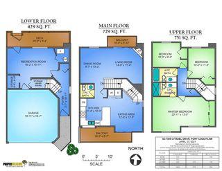 "Photo 32: 42 1355 CITADEL Drive in Port Coquitlam: Citadel PQ Townhouse for sale in ""CITADEL MEWS"" : MLS®# R2572774"