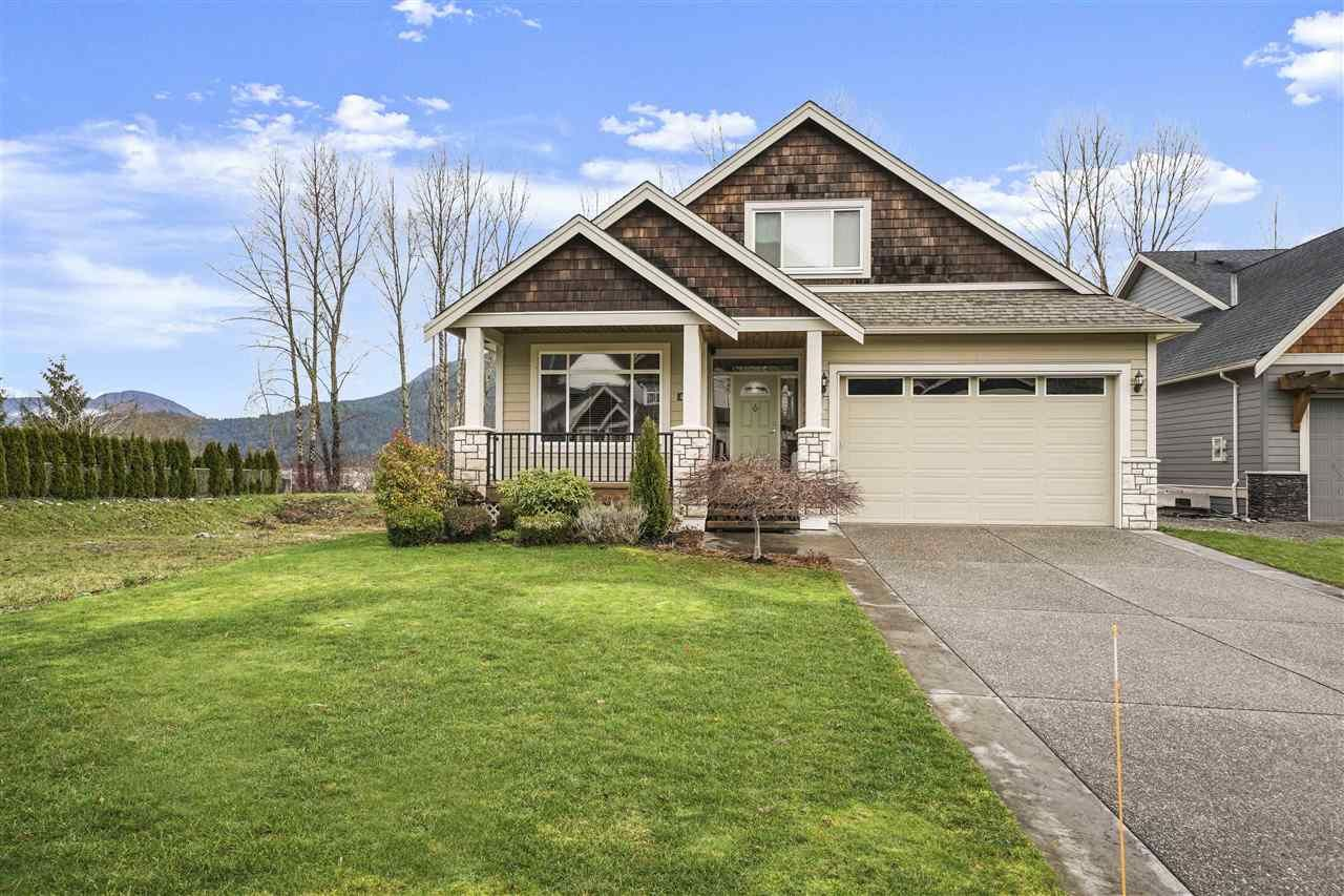 "Main Photo: 44 14500 MORRIS VALLEY Road in Mission: Lake Errock House for sale in ""Eagle Point Estates"" : MLS®# R2527456"