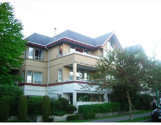 """Main Photo: 204 1870 W 6TH Avenue in Vancouver: Kitsilano Condo for sale in """"HERITAGE AT CYPRESS"""" (Vancouver West)  : MLS®# V667714"""
