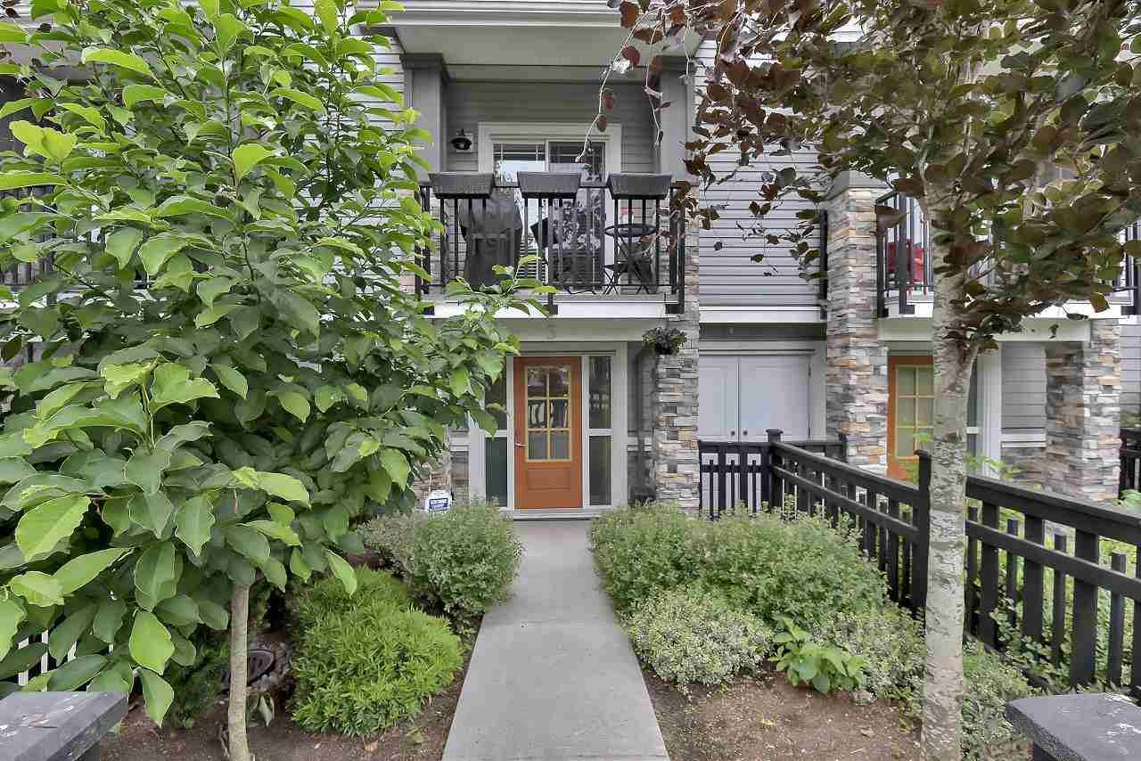 """Main Photo: 3 20856 76 Avenue in Langley: Willoughby Heights Townhouse for sale in """"Lotus Living"""" : MLS®# R2588656"""