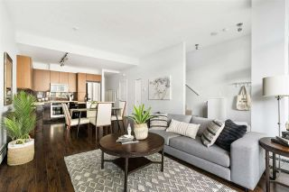 Photo 1: 1835 CROWE Street in Vancouver: False Creek Townhouse for sale (Vancouver West)  : MLS®# R2475656