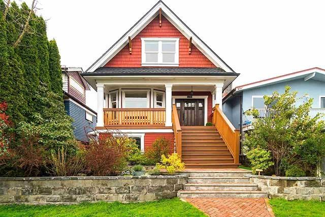 Main Photo: 1741 E 2ND Avenue in Vancouver: Grandview VE House for sale (Vancouver East)  : MLS®# R2162955
