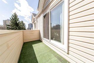 Photo 20: 410 10250 116 Street in Edmonton: Zone 12 Condo for sale : MLS®# E4241552