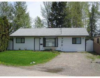"""Photo 1: 5748 LEHMAN Street in Prince_George: N79PGHW House for sale in """"HART HWY"""" (N79)  : MLS®# N183120"""