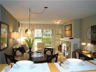 "Photo 1: # 107 2338 WESTERN PW in Vancouver: University VW Condo for sale in ""WINSLOW COMMONS"" (Vancouver West)  : MLS®# V881042"