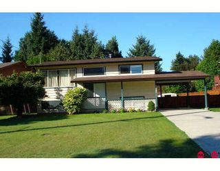 Photo 1: 3349 EPSON Court in Abbotsford: Abbotsford East House for sale : MLS®# F2827395