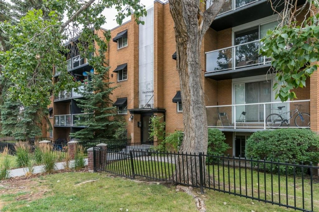 Main Photo: 307 501 57 Avenue SW in Calgary: Windsor Park Apartment for sale : MLS®# A1140923