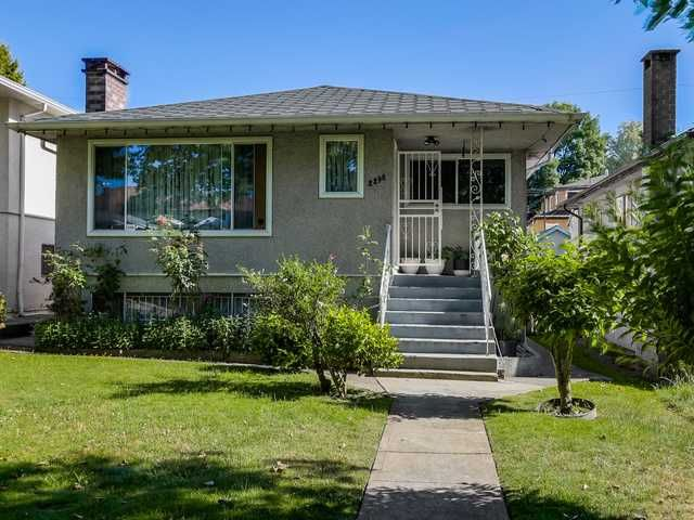 Main Photo: 2298 E 27TH Avenue in Vancouver: Victoria VE House for sale (Vancouver East)  : MLS®# V1127725