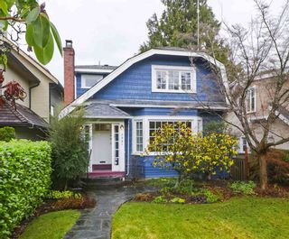 "Photo 1: 3981 W 11TH Avenue in Vancouver: Point Grey House for sale in ""Point Grey"" (Vancouver West)  : MLS®# R2430959"