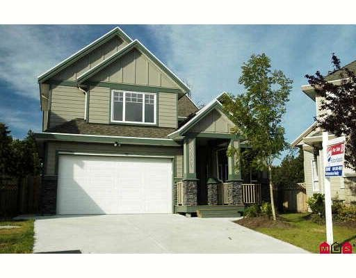Main Photo: 21223 83B Avenue in Langley: Willoughby Heights House for sale : MLS®# F2913681