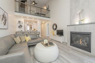 """Photo 1: 411 2 RENAISSANCE Square in New Westminster: Quay Condo for sale in """"The Lido"""" : MLS®# R2620634"""