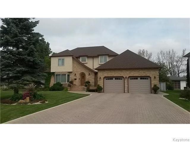 Main Photo: 87 RIVER ELM Drive in West St Paul: West Kildonan / Garden City Residential for sale (North West Winnipeg)  : MLS®# 1608317