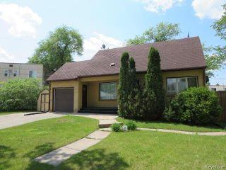 Photo 1: 55 Champlain Street in Winnipeg: Norwood Residential for sale (2B)  : MLS®# 1618004