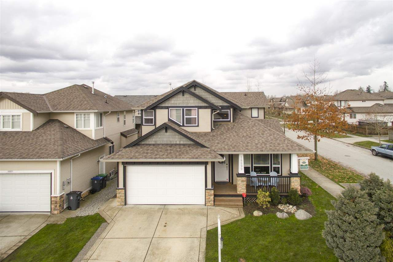 """Main Photo: 18899 68A Avenue in Surrey: Clayton House for sale in """"CLAYTON VILLAGE"""" (Cloverdale)  : MLS®# R2146647"""