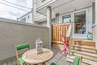 "Photo 17: 2510 W 4TH Avenue in Vancouver: Kitsilano Townhouse for sale in ""Linwood Place"" (Vancouver West)  : MLS®# R2258779"