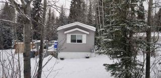 Photo 1: 1865 SOMMERVILLE Road in Prince George: North Blackburn Manufactured Home for sale (PG City South East (Zone 75))  : MLS®# R2518984