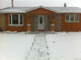 Photo 1: 42 MUSKA Bay in WINNIPEG: Maples / Tyndall Park Residential for sale (North West Winnipeg)  : MLS®# 1405551