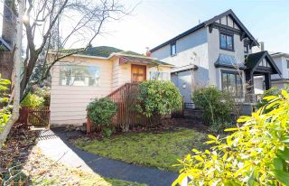 Photo 1: 4018 W 32ND Avenue in Vancouver: Dunbar House for sale (Vancouver West)  : MLS®# R2135092