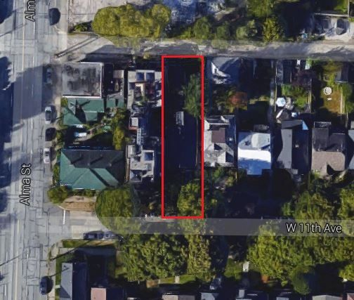 Main Photo: 3669 W 11TH AV in Vancouver: Kitsilano House for sale (Vancouver West)  : MLS®# V1087511