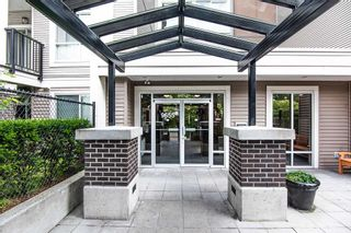 """Photo 2: 115 9655 KING GEORGE Boulevard in Surrey: Whalley Condo for sale in """"The Gruv"""" (North Surrey)  : MLS®# R2381539"""