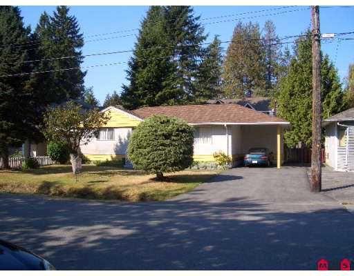 """Main Photo: 119 11944 92ND AV in Delta: Annieville Townhouse for sale in """"Scottcrest"""" (N. Delta)  : MLS®# F2609689"""
