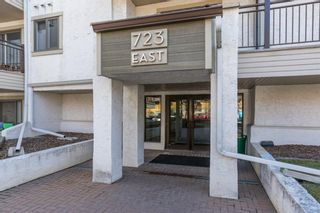 Photo 3: 401 723 57 Avenue SW in Calgary: Windsor Park Apartment for sale : MLS®# A1083069