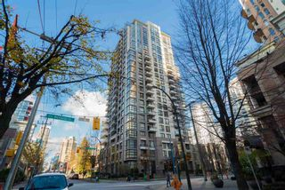 Photo 1: 204 1295 Richards Street in Vancouver: Downtown VW Condo for sale (Vancouver West)  : MLS®# r2124812